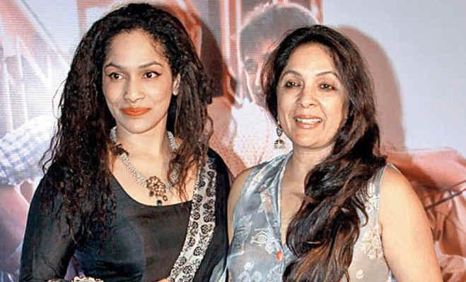 Image result for बिन शादी के नीना गुप्ता ने दिया था बेटी को जन्म