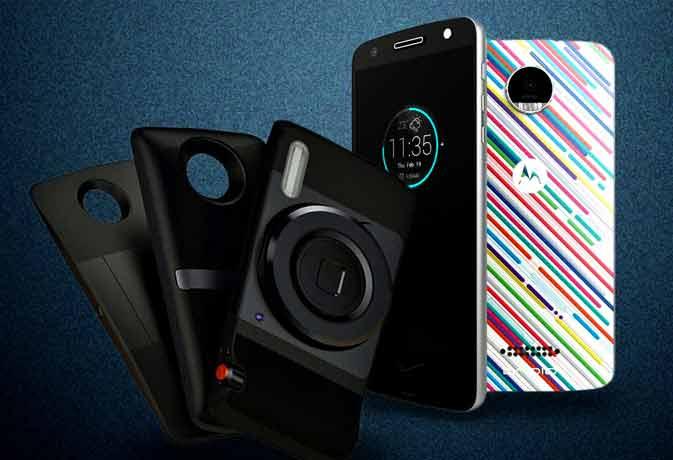 ऐसा होगा MotoMods,लीक हुई मोटोरोला मॉड्यूलर फोन की तस्वीरें