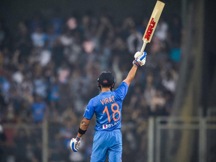 ind vs wi 3rd t20i: कोहली की फाॅस्टेस्ट हाॅफसेंचुरी से लेकर हाईएस्ट टोटल तक,मुंबई टी-20 में बने ये 5 रिकाॅर्ड