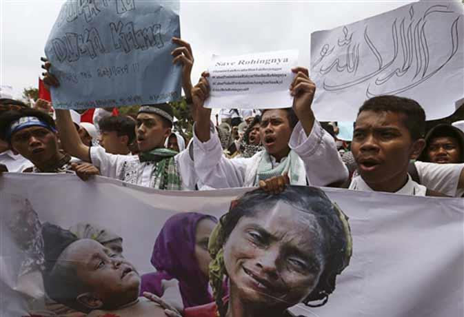 म्यांमार ही नहीं भारत के इन पड़ोसी देशों में चल रहा है दो समुदायों में घमासान