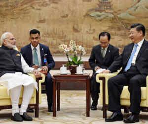 चीनी मीडिया ने बताया मोदी और शी की वन-ऑन-वन चर्चा का उद्देश्य