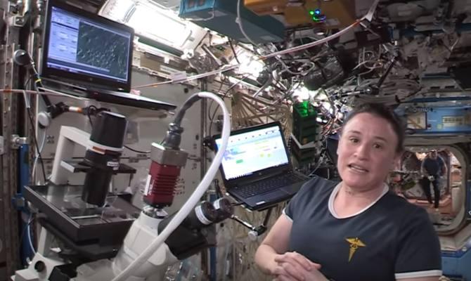 कैंसर का बेस्ट इलाज खोजने के लिए नासा स्पेस स्टेशन में कर रहा है यह दमदार रिसर्च