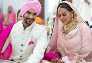 नेहा धूपिया ने की बेस्ट फ्रेंड अंगद बेदी के साथ गुपचुप शादी, इन फिल्मों में आ चुके हैं नजर