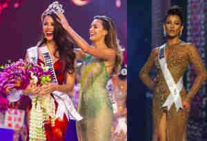 कैटरिओना ग्रे बनीं मिस यूनिवर्स, भारत की नेहल चुडास्मा टाॅप 20 में भी नहीं बना पाईं  जगह