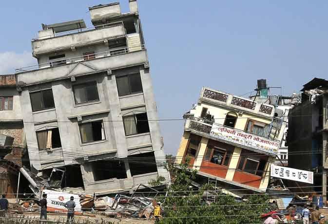 नेपाल में फिर आया भूकंप, रिक्टर स्केल पर 5.3 तीव्रता