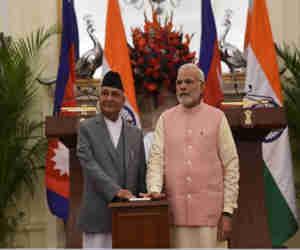 नेपाल और भारत के PM हुए सहमत, दोनों देशों के बीच चलेगी ट्रेन