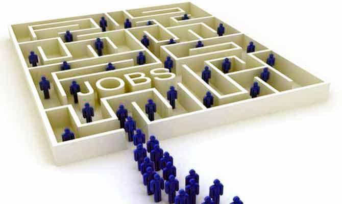 UP: पांच साल में 70 लाख युवाओं को मिलेगा रोजगार - योगी