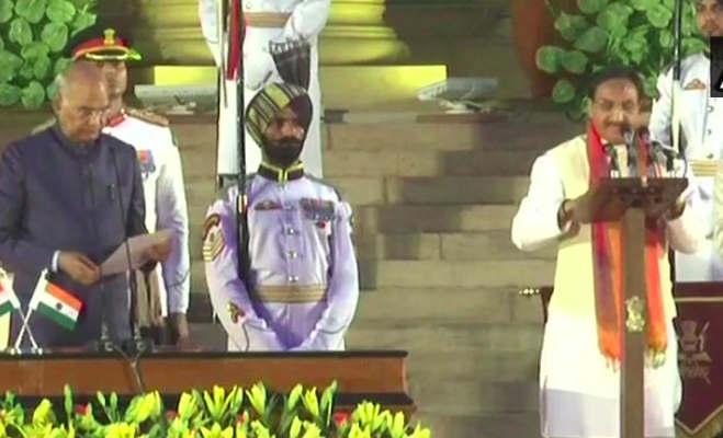 modi government 2019 : अमित शाह समेत 20 नेता पहली बार बने मंत्री,जानें कितने कैबिनेट में