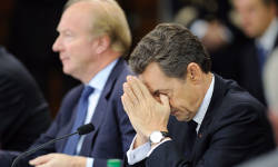 फ्रांस के पूर्व राष्ट्रपति सरकोजी पुलिस हिरासत में, चुनाव प्रचार में आर्थिक अनियमितता के आरोप