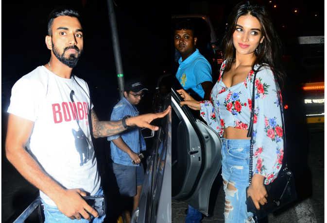 जिसे कहा जा रहा था केएल राहुल की गर्लफ्रेंड,वो तो उनकी बहन निकली