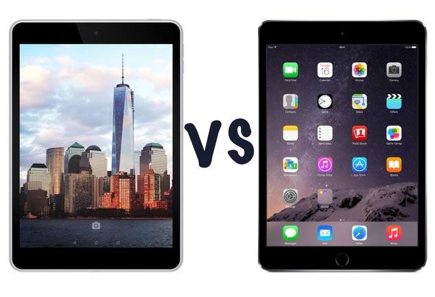 Nokia N1 vs iPad mini 3 : जानें आखिर कौन है बेहतर