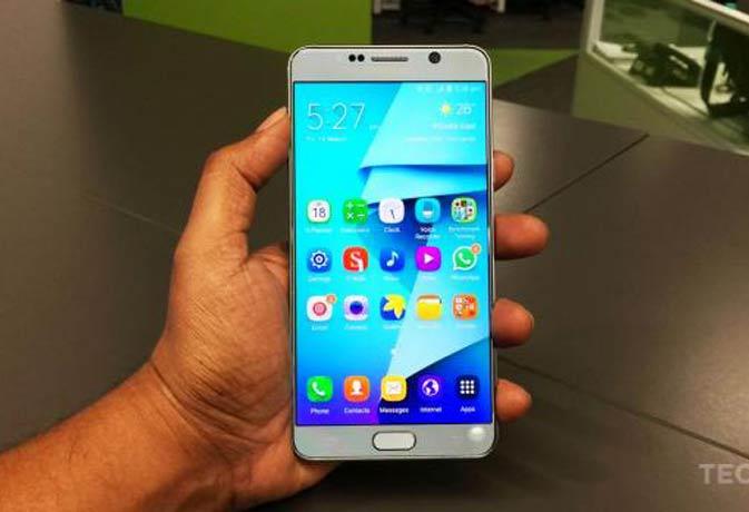 Galaxy Note 5 Dual review : ये 5 फीचर्स बताएंगे आखिर क्यों है यह स्मार्टफोन सबसे खास