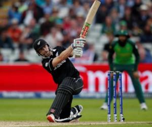ICC Cricket world cup 2019 : 3 गेंद पहले न्यूजीलैंड ने जीता मैच, अफ्रीका को 4 विकेट से हराया
