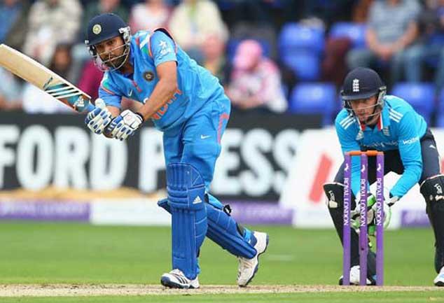 त्रिकोणीय सीरीज: इंडियन टीम का खराब प्रदर्शन, 153 रनों पर सिमटी पूरी टीम