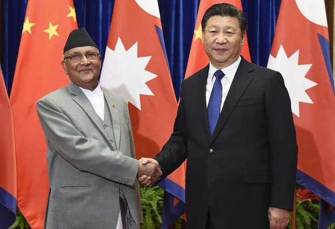 नेपाल हुआ लाल! चीन के साथ गर्मजोशी, 5 वजहें जिनसे जम सकती है भारत-नेपाल रिश्तों पर बर्फ