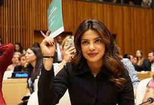 प्रियंका चोपडा़ ने अपने जन्मदिन पर महिलाओं को दी एक खास सौगात, बस करना होगा ये काम