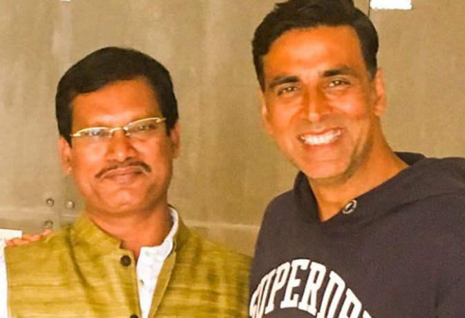 अक्षय कुमार तो फिल्मी, असली पैडमैन तो ये हैं जिन्होंने आदमी होकर इस्तेमाल किया था सेनेटरी पैड