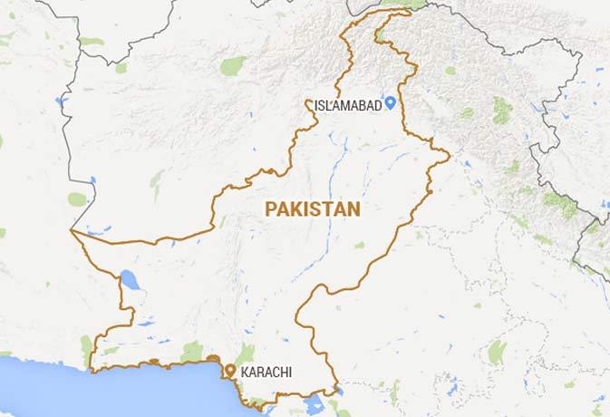 5.6 तीव्रता के भूकंप से हिला पाकिस्तान