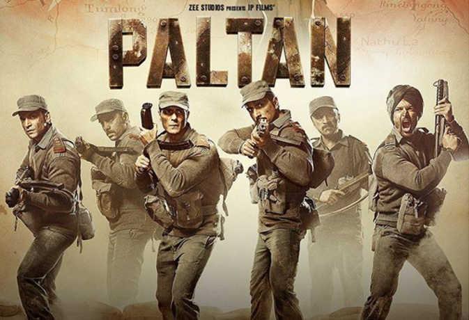 'पलटन' में दिखेंगे भारत-चीन युद्ध में इस्तेमाल हुए असली हथियार