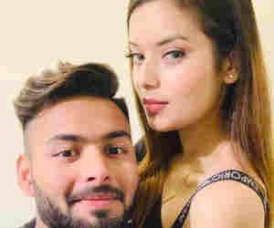 एक लड़की के साथ रिषभ पंत की क्लोज तस्वीर हुर्इ वायरल, जानें कौन है ये मिस्ट्री गर्ल