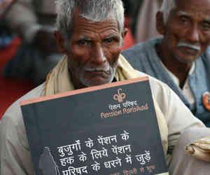 पेंशन का लाभ देने में भारत दुनिया में सबसे फिसड्डी, बुजुर्गों की कद्र में नीदरलैंड अव्वल