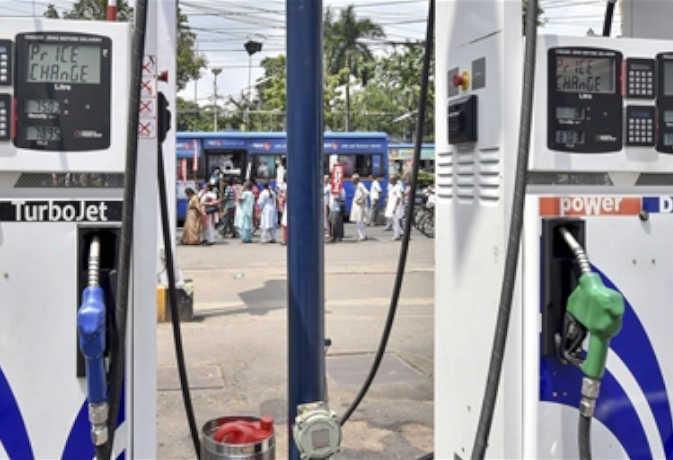 पेट्रोल-डीजल अबतक सबसे महंगा, भारत बंद के दिन भी बढ़ी कीमतें