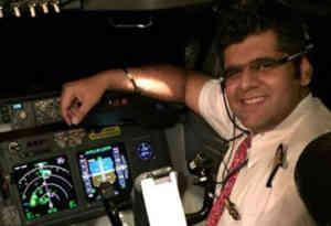 इंडोनेशियाई विमान हादसे में नई दिल्ली के रहने वाले पायलट भावे सुनेजा की मौत