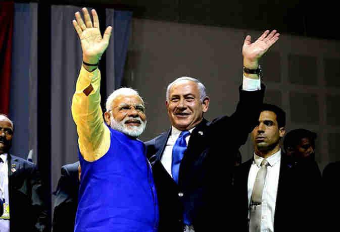 डिफेंस फोर्स में कैप्टन रह चुके हैं बेंजामिन नेतन्याहू, जानें भारत आए इजरायल PM के बारे में ये 5 बातें
