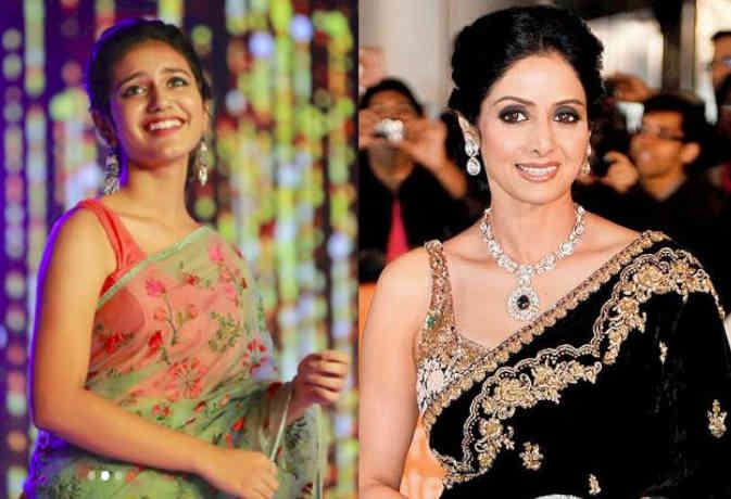 फिल्म में प्रिया प्रकाश किसिंग सीन की वजह से फंसी विवादों में,डेब्यू खतरे में