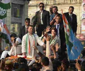 कांग्रेस की 'अब होगा न्याय' यात्रा आज से, फतेहपुर सीकरी से होगी शुरुआत