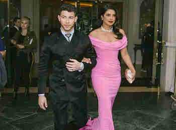 Golden Globe Awards 2020: प्रियंका चोपड़ा ने पति निक जोनास के साथ स्टाइलिश अंदाज में ली एंट्री