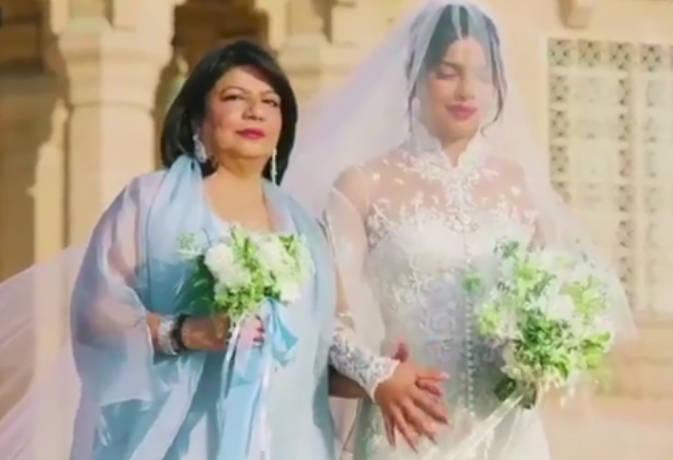 प्रियंका के निक को बरगला कर शादी करने की अफवाह पर भड़की मां मधु चोपड़ा, कह डाली ये बात