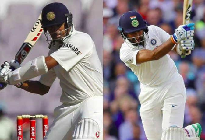 Ind vs Aus : ये खिलाड़ी बन रहा टीम इंडिया की नर्इ दीवार, द्रविड़ जैसे हैं इनके आंकड़े
