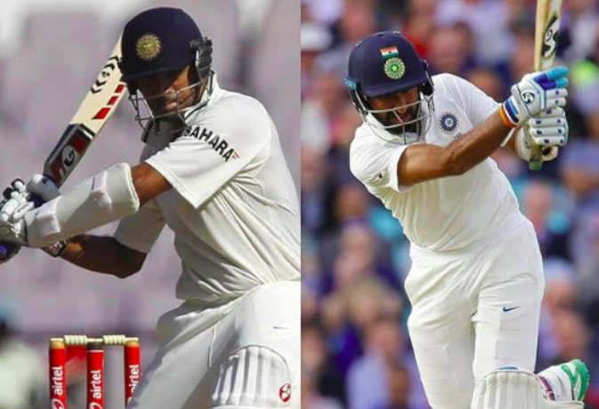 15 साल बाद चेहरा बदलकर फिर मैदान में उतरे 'द्रविड़', भारत को दिलार्इ एडीलेड में जीत