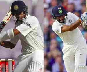 15 साल बाद चेहरा बदलकर फिर मैदान में उतरे द्रविड़, भारत को दिलार्इ एडीलेड में जीत