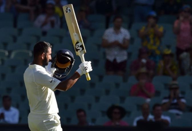 एडीलेड में पुजारा ने लगार्इ सेंचुरी, जानें आॅस्ट्रेलिया में पहला टेस्ट शतक लगाने वाला भारतीय कौन था