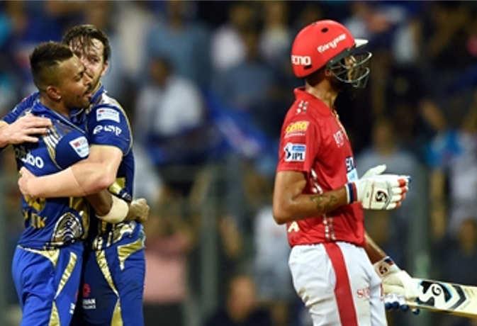 IPL 11 : पंजाब को मिली 3 रन से हार, मुंबई की प्लेऑफ में पहुंचने की उम्मीद बरकरार