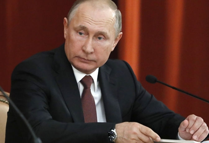 पुतिन ने कहा, अमेरिकी सेना ट्रंप शिखर सम्मेलन की सफलता को खत्म करने की कर रही कोशिश