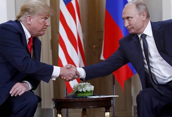 हेलिंसकी के बाद अब व्हाइट हाउस में होगी ट्रंप और पुतिन की मुलाकत, रूस चर्चा के लिए तैयार