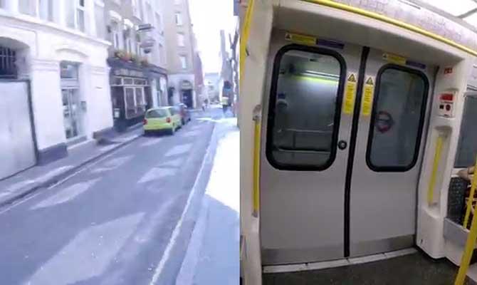 मेट्रो ट्रेन से भी तेज दौड़ता है यह लड़का,यकीन नहीं तो खुद देखिए