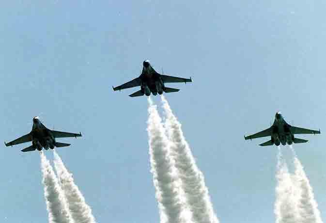 भारतीय वायुसेना के ये आठ विमान, पलक झपकते कर देंगे दुश्मन का काम तमाम