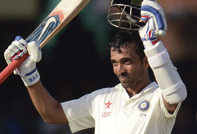 अजिंक्य रहाणे सहित वो 4 भारतीय कप्तान जो कभी नहीं हारे टेस्ट मैच