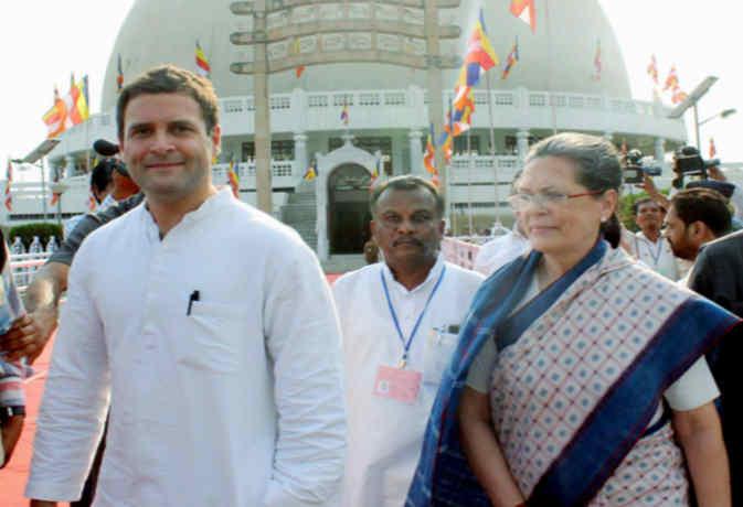सोनिया के मेडिकल चेकअप के लिए राहुल गांधी रवाना हुए विदेश, ट्वीट से  बीजेपी को दिया ये अनोखा संदेश