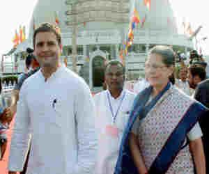 अमेठी को लेकर तनातनी तेज, बीजेपी नेता ने राहुल गांधी को लिखा ये खत