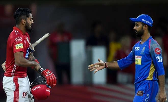 ipl 11 : पंजाब को जीत दिलाने वाले केएल राहुल के 1 रन की कीमत है तकरीबन 3 लाख रुपये