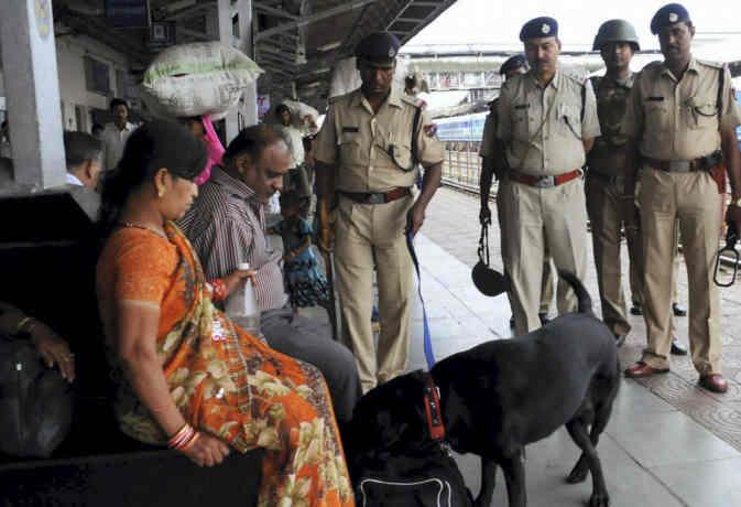 अब फिरोजपुर को लश्कर की कथित धमकी,  रेलवे स्टेशन व धार्मिक स्थलों की सुरक्षा बढ़ी