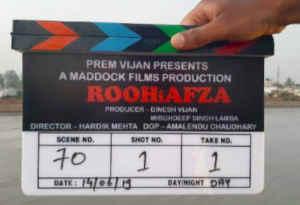 राजकुमार-जाह्नवी की हाॅरर काॅमेडी फिल्म 'रुहआफजा' की शूटिंग शुरु, साथ करते दिखेंगे रोमांस