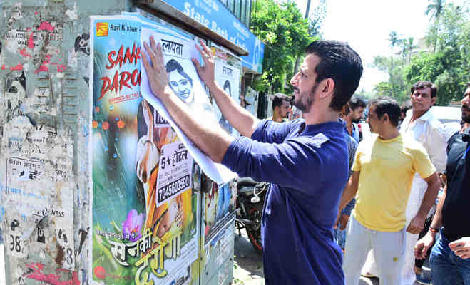 शरमन जोशी मुंबई की सड़कों पर अपनी लापता बहन को इस तरह रहे हैं ढूंढ,जानें क्या है पूरा मामला