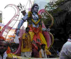 अयोध्या में बनेगी भगवान राम की 150 मीटर से भी ज्यादा ऊंची मूर्ति, स्टैच्यू ऑफ लिबर्टी से होगी बड़ी