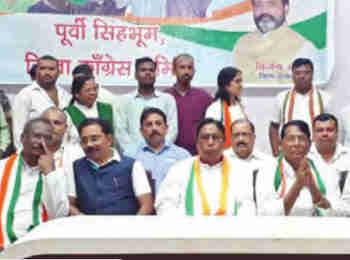 'अबकी बार रघुवर सरकार तड़ीपार' का नारा